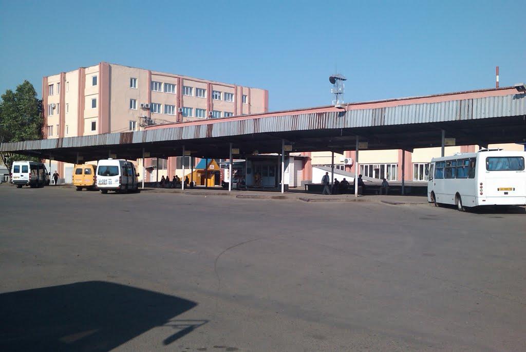 Автовокзал Оренбург