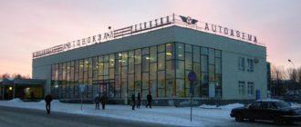 Расписание автобусов Петрозаводск