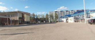 Автовокзал Альметьевск