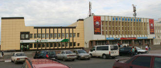 Автовокзал Белгорода