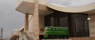 Автовокзал Нижневартовск