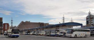 Автовокзал Сургут (Вахтовый)