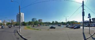 Автостанция Новогиреево