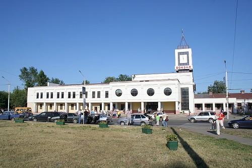 Автовокзал Кострома